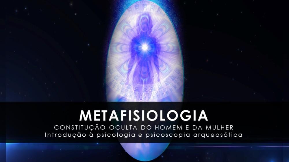 Metafisiologia, conferência em Portimão