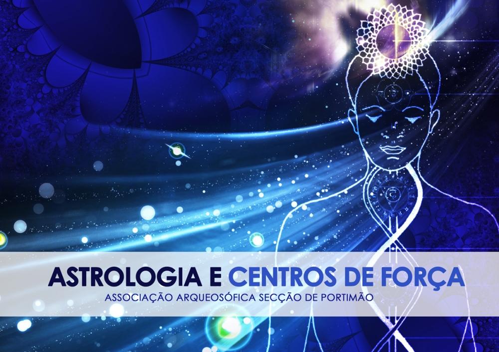 Astrologia e Centros de Força